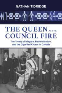 The Queen at the Council Fire cover