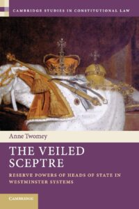The Veiled Sceptre cover